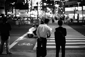 penyeberangan jalan