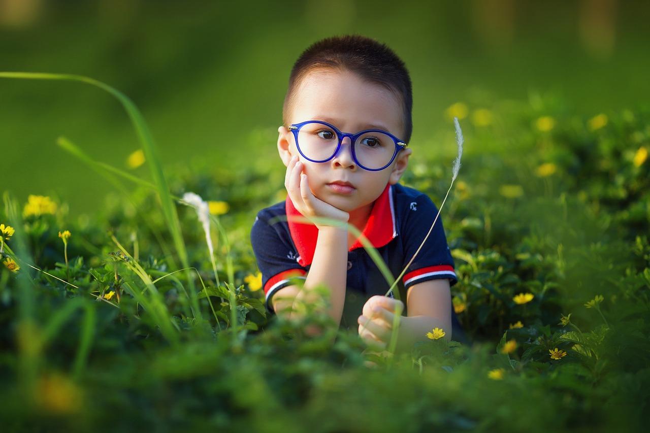 anak kacamata