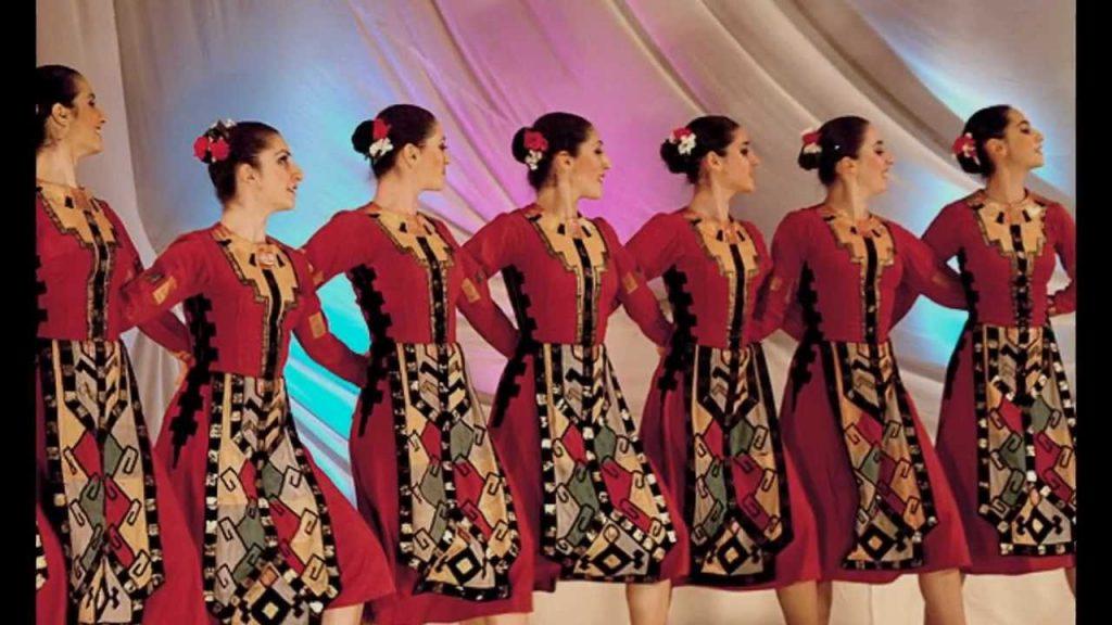 tarian kochari armenia