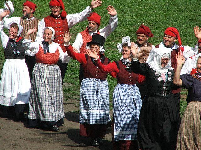 baju tradisional denmark