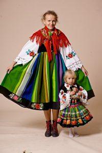 baju tradisional polandia