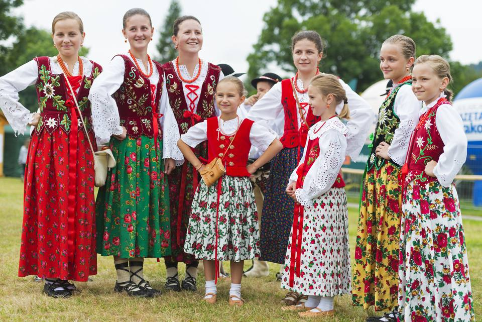 budaya tradisional polandia