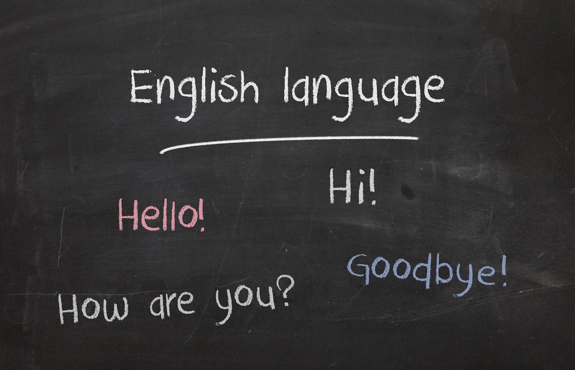 papan kata inggris