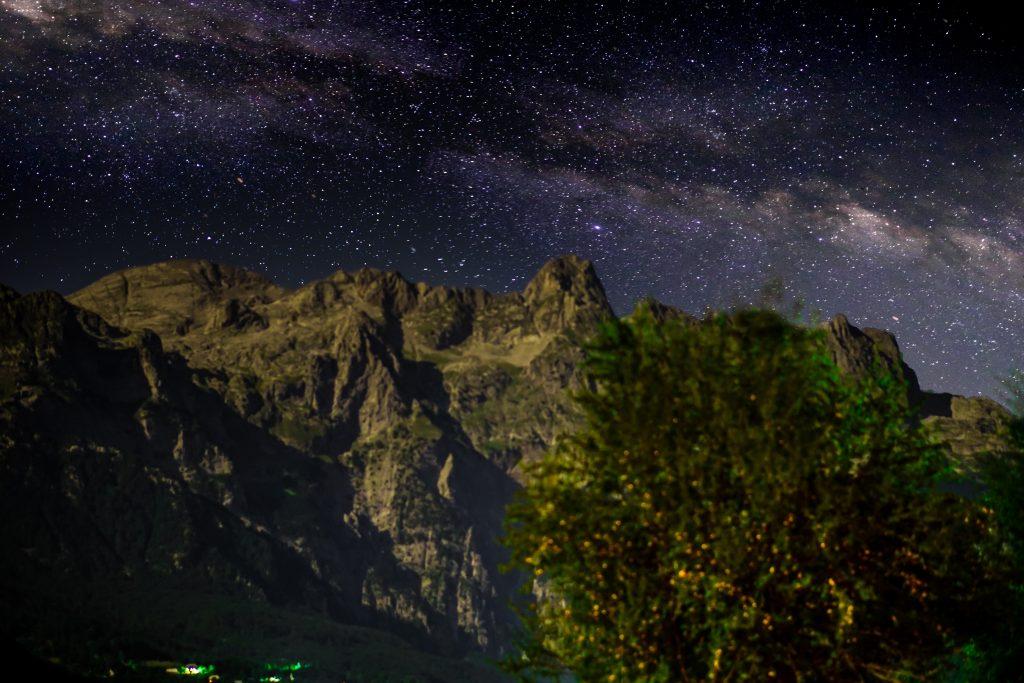 wisata alam albania