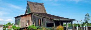 rumah tradisional banjar