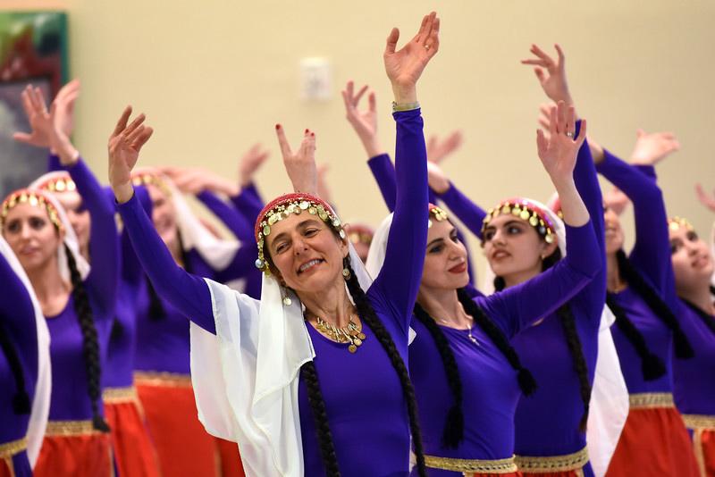 tarian khas armenia