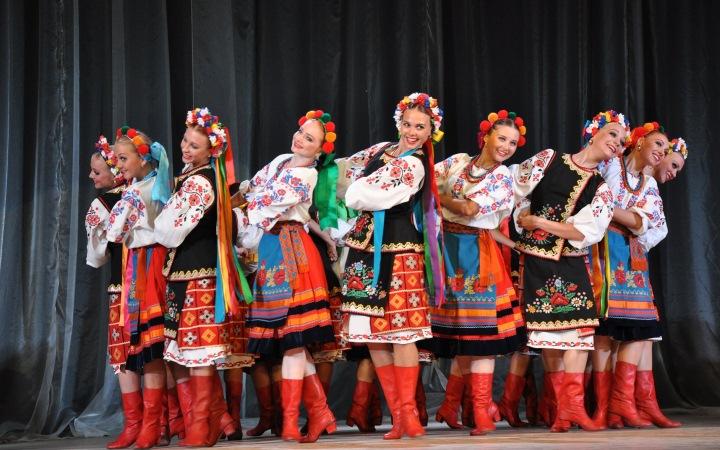 tarian khas belarus