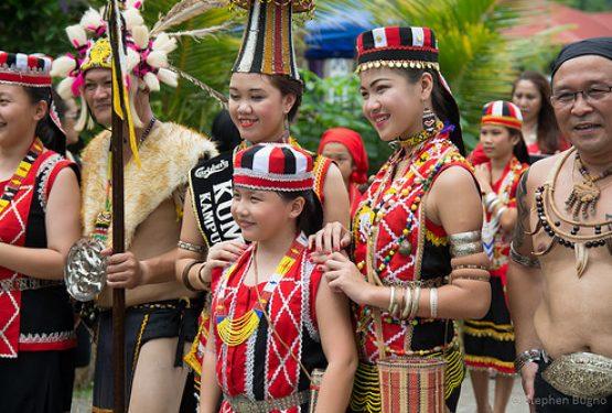 40 Daftar Bahasa Dayak Kalimantan Tengah Terlengkap