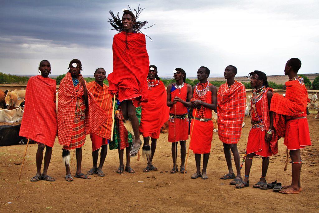 tradisional afrika