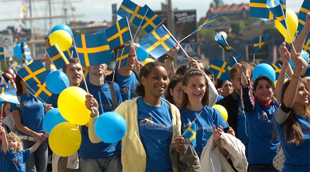 festival di swedia