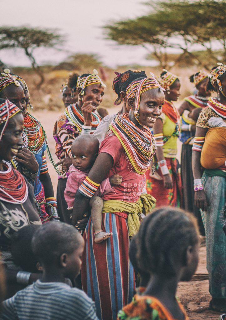 suku di afrika
